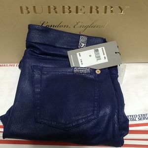 🎈💯Hot Item 7 For All Mankind Coated 👖, NWT, 26